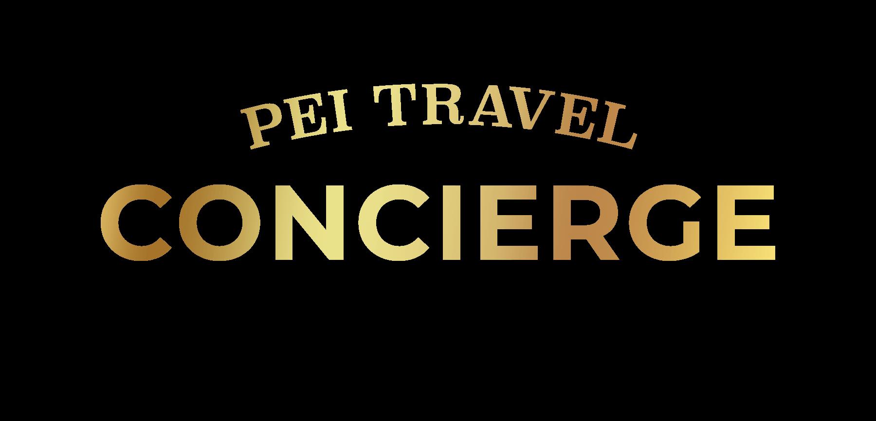 PEI Travel Concierge Services